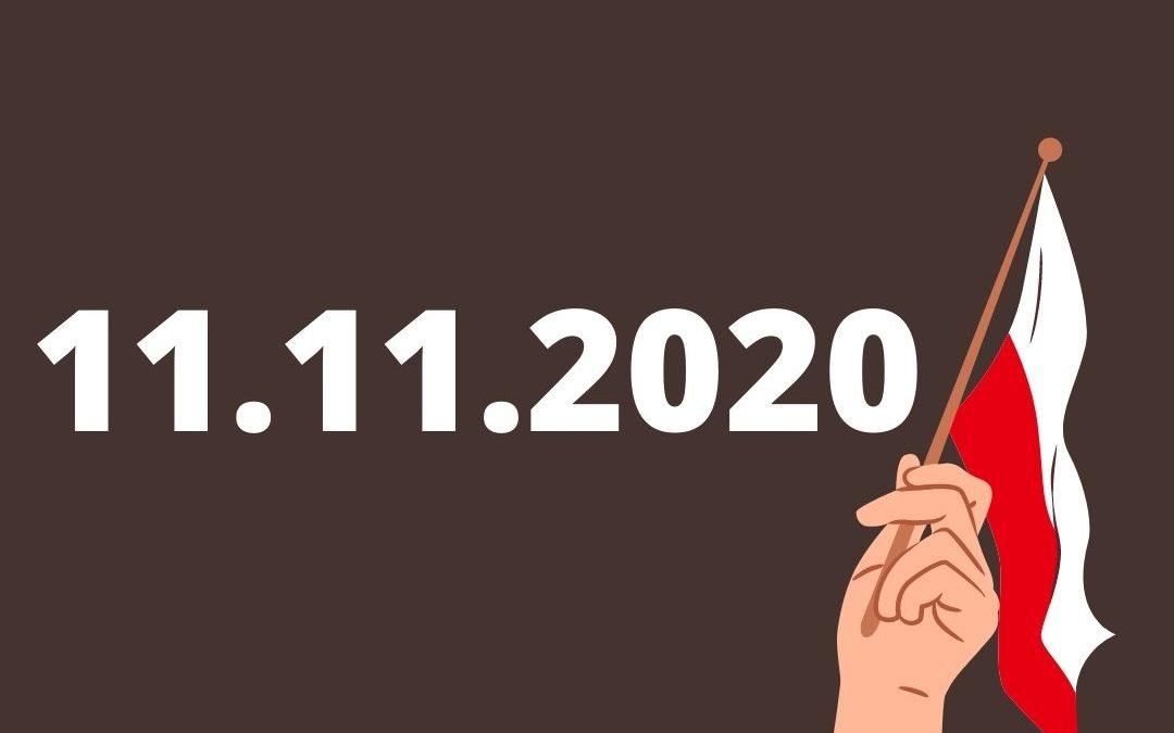 GODZINY OTWARCIA 11.11.2020r.